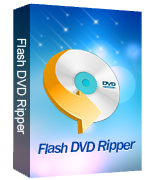 Flash DVD Ripper Box